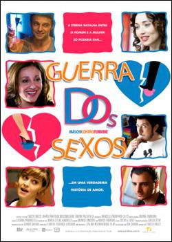 CAPA  | Baixar Filme Guerra Dos Sexos Dual Áudio DVD-R Gratis