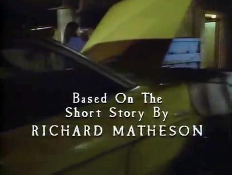 Créditos con el nombre de Richard Matheson en Button, button - Cine de Escritor