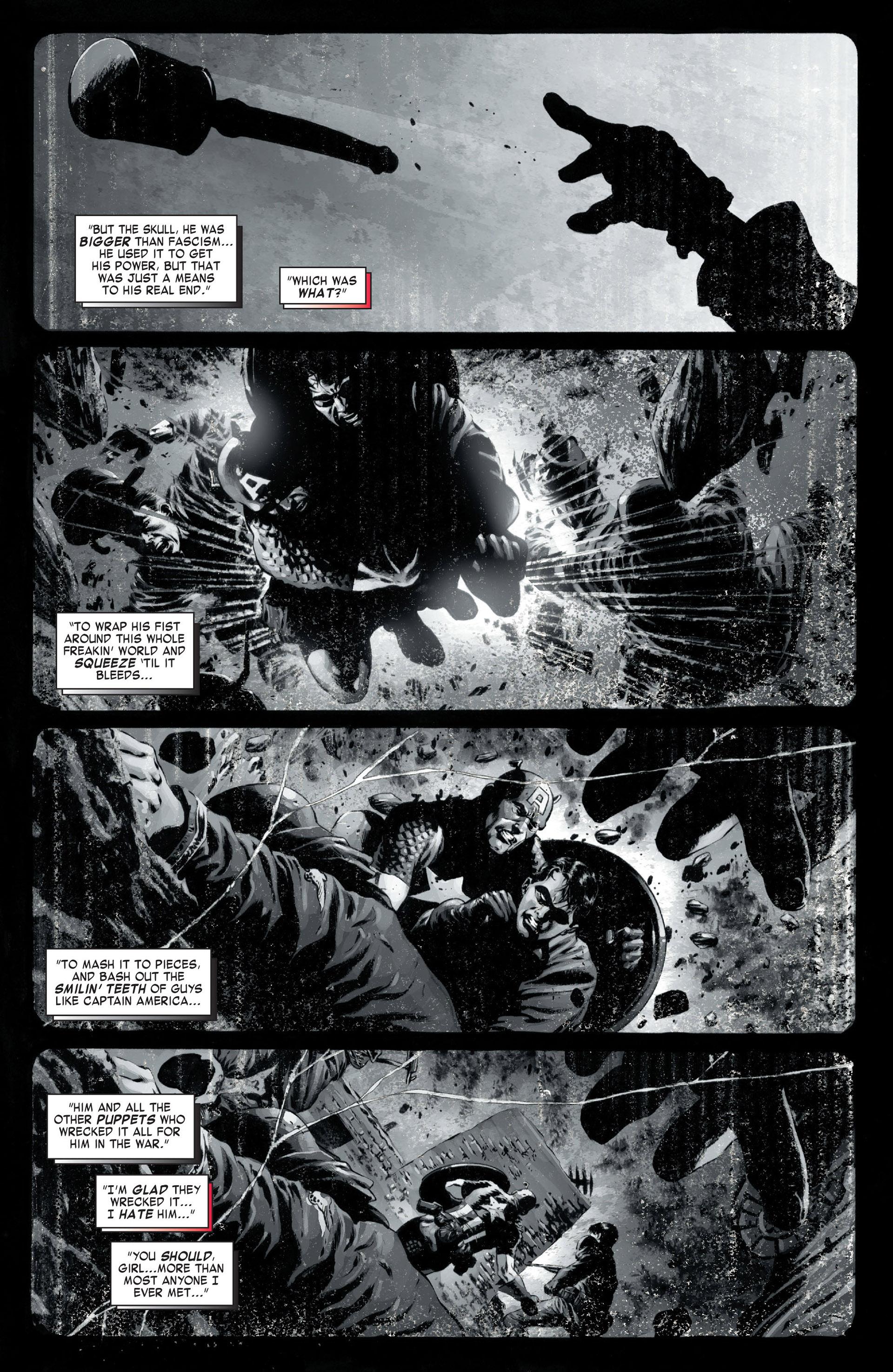 Captain America (2005) Issue #15 #15 - English 5