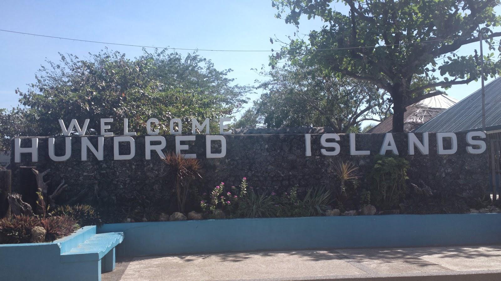 Hundreds Islands