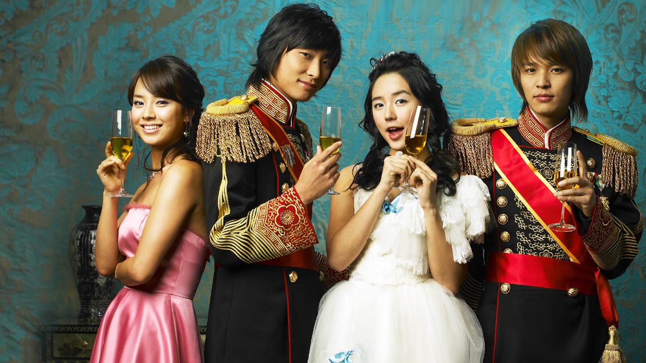 Сценарий женитьбы дорама корея