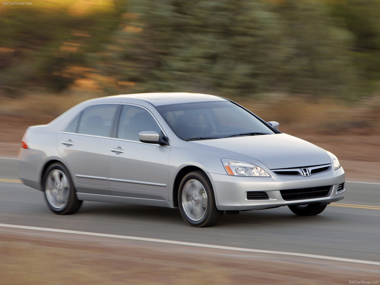 2007 Honda Accord Sedan EX L