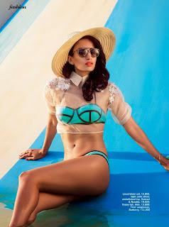 Elena Fernandes   Cosmopolitan India, May 2015 4.jpg