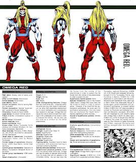 Rojo Omega (ficha marvel comics)