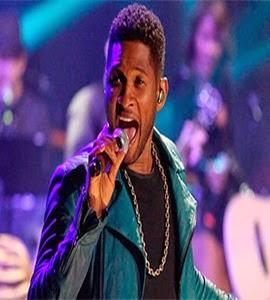 Vídeo íntimo de Usher com sua ex-mulher é negociado