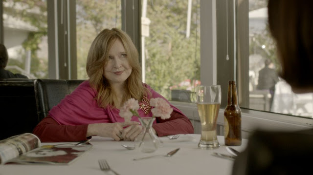 Camille Keaton in I Spit on Your Grave: Deja Vu