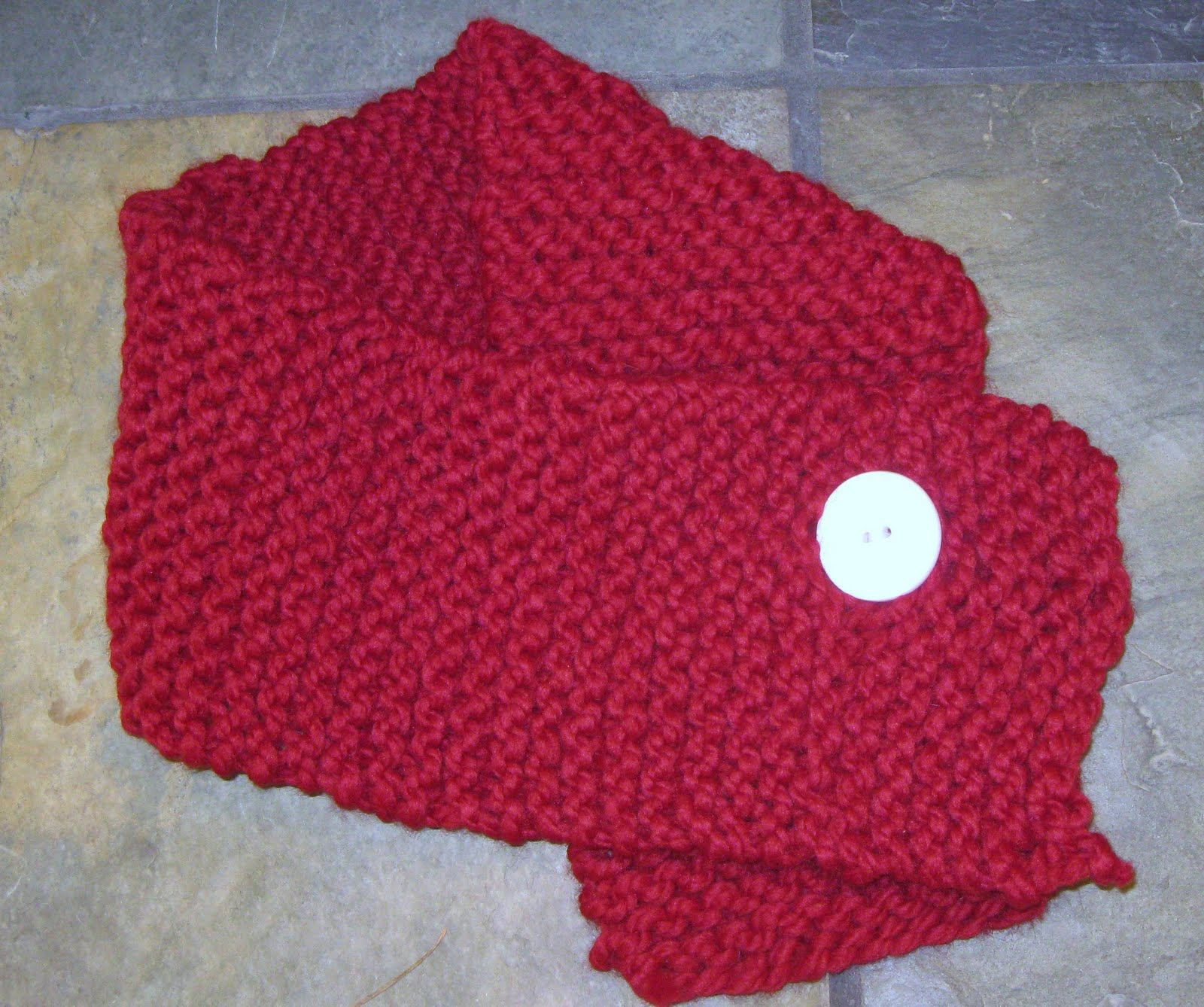 Knitting Placeholder No Stitch Made : simply steinberger: No sew and Knitting