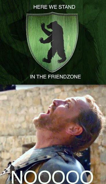 Mormont Jorah friendzone - Juego de Tronos en los siete reinos