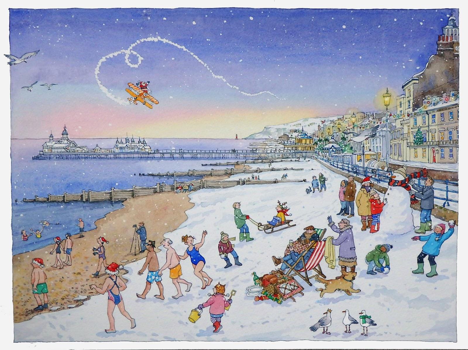 lyndseysmith sasbah christmas card fantastic sales