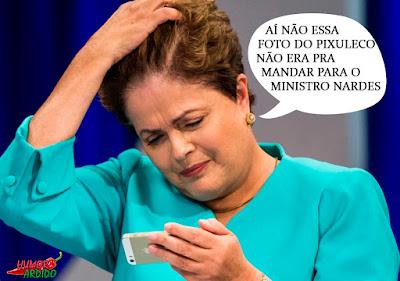TCU recebe mensagem de Dilma