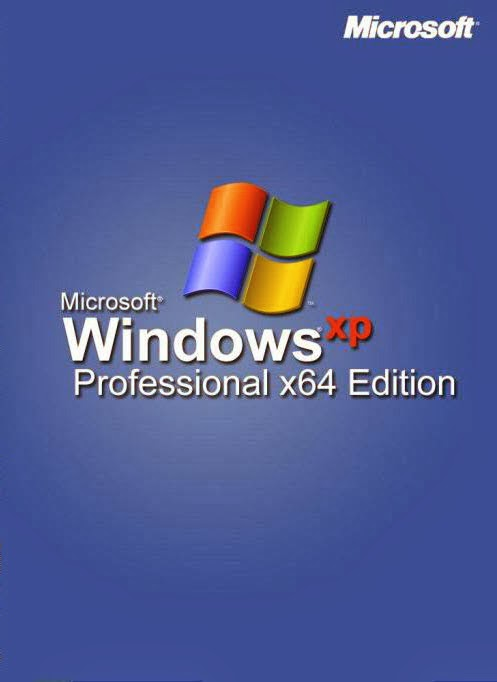 windows xp sp2  x64 driver