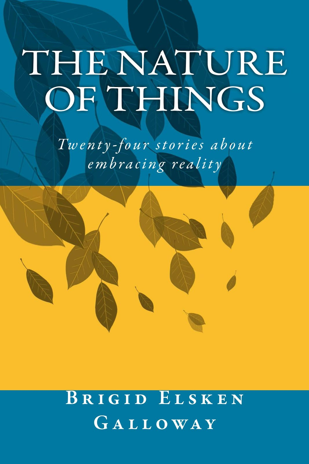 NOW AVAILABLE: THE NATURE OF THINGS by Brigid Elsken Galloway