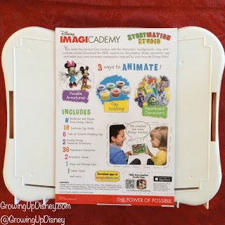 Disney Imagicademy, Stop Motion Movie Kit