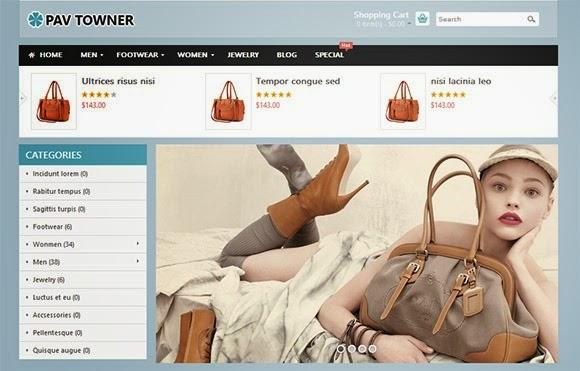 25 Cool eCommerce WordPress Themes of 2014