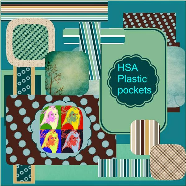 HSA Plastic Pockets kit