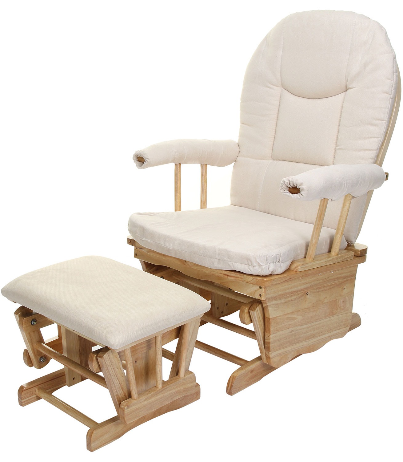 Top 9 comfortable chairs for pregnant ladies styles at life for Nursing rocking chair design
