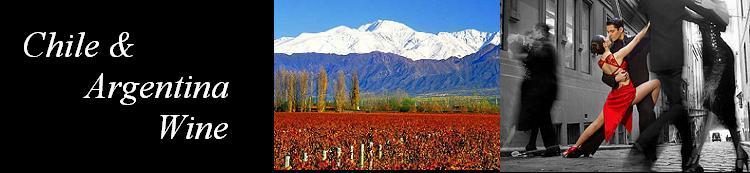 チリ&アルゼンチン・ワイン