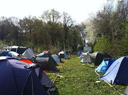 Tentenkamp Bonhagen