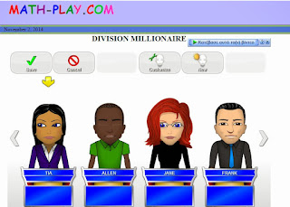 http://www.math-play.com/Division-Millionaire/play.swf