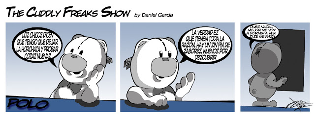 The Cuddly Freak Show - Capitulo 1: Polo