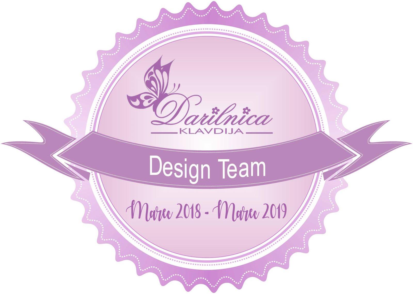 Design team Darilnica Klavdija