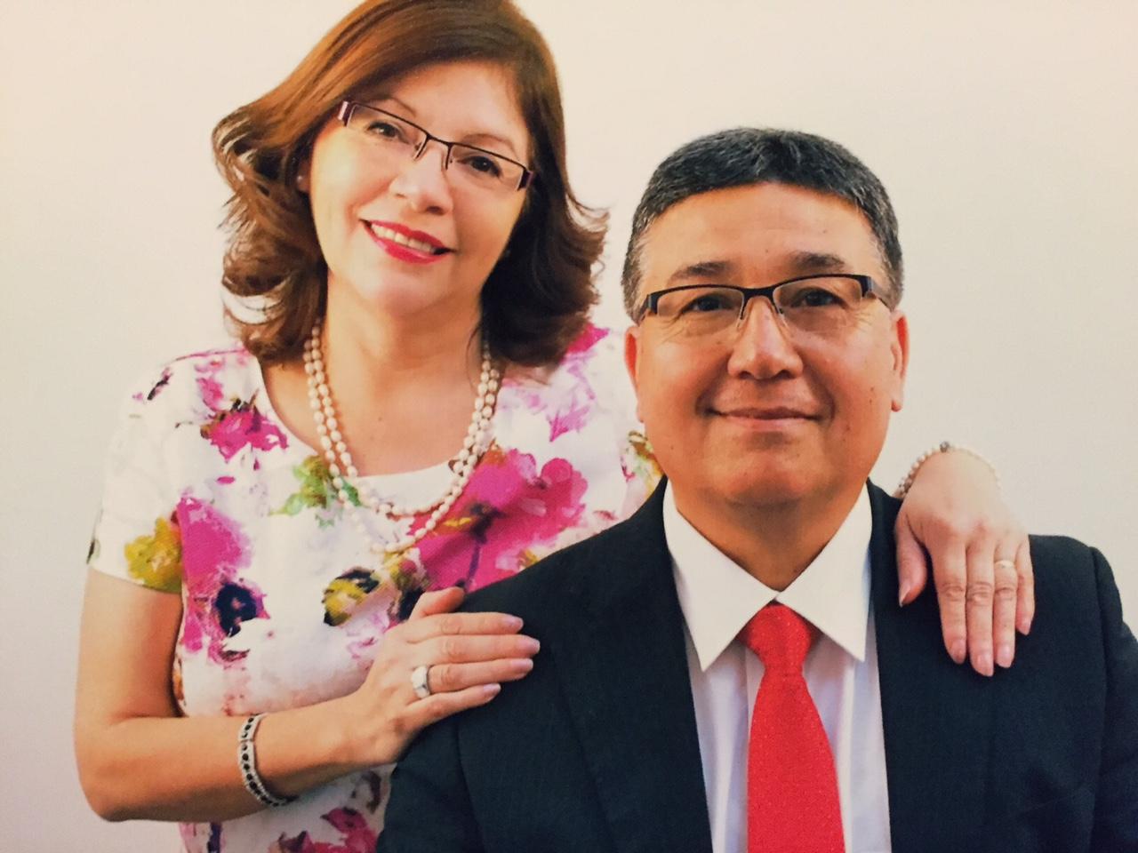 Presidente y Hermana Pérez