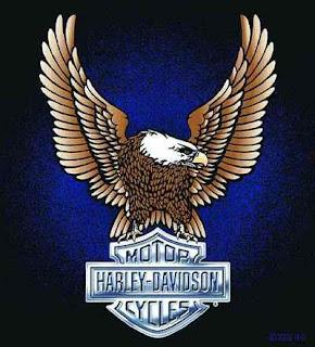Harley-Davidson Eagle Logo