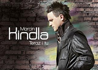 Konkurs album Marcina Kindla Teraz i Tu