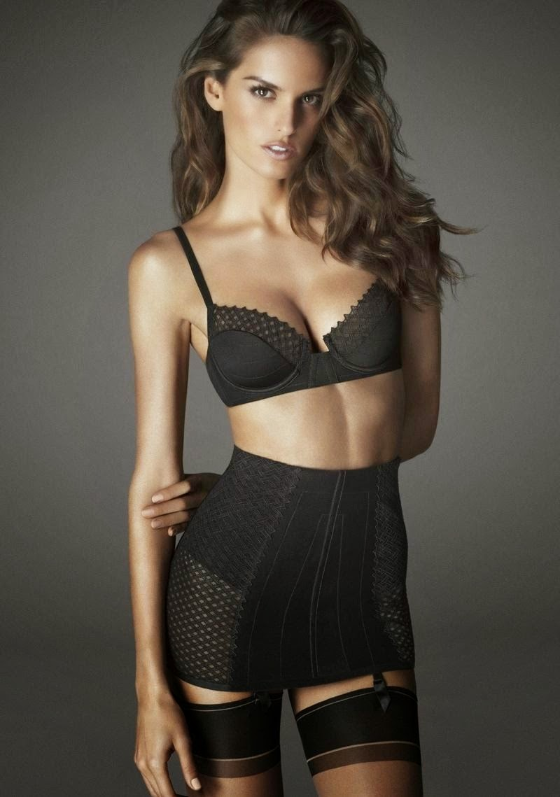 La Perla Lingerie Spring/Summer 2015 Campaign
