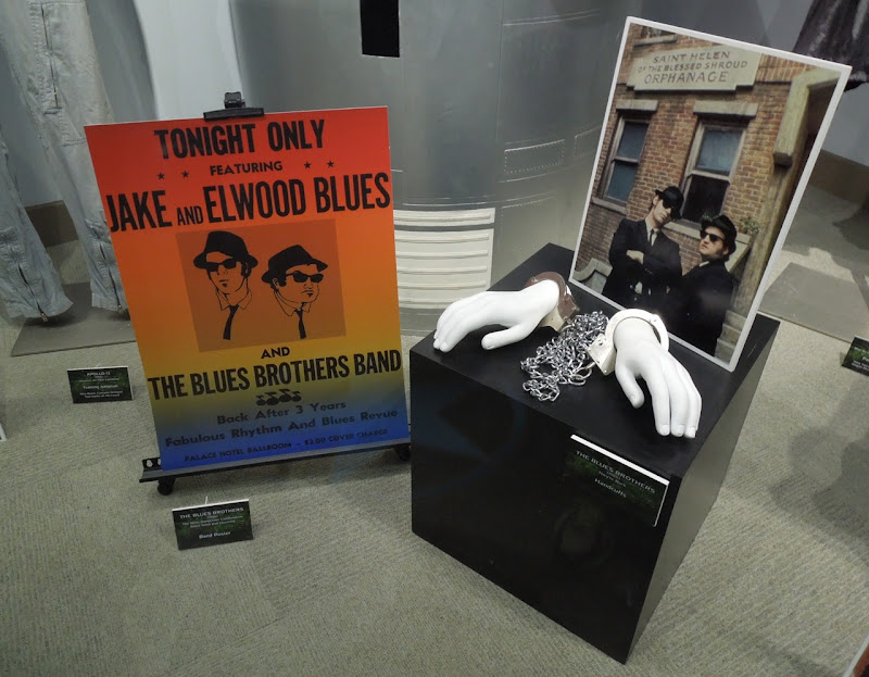 Blues Brothers movie props