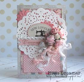 card, scrapbooking, hand made