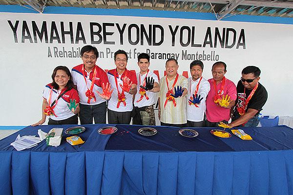 Yamaha Rebuilds Lives in Ormoc