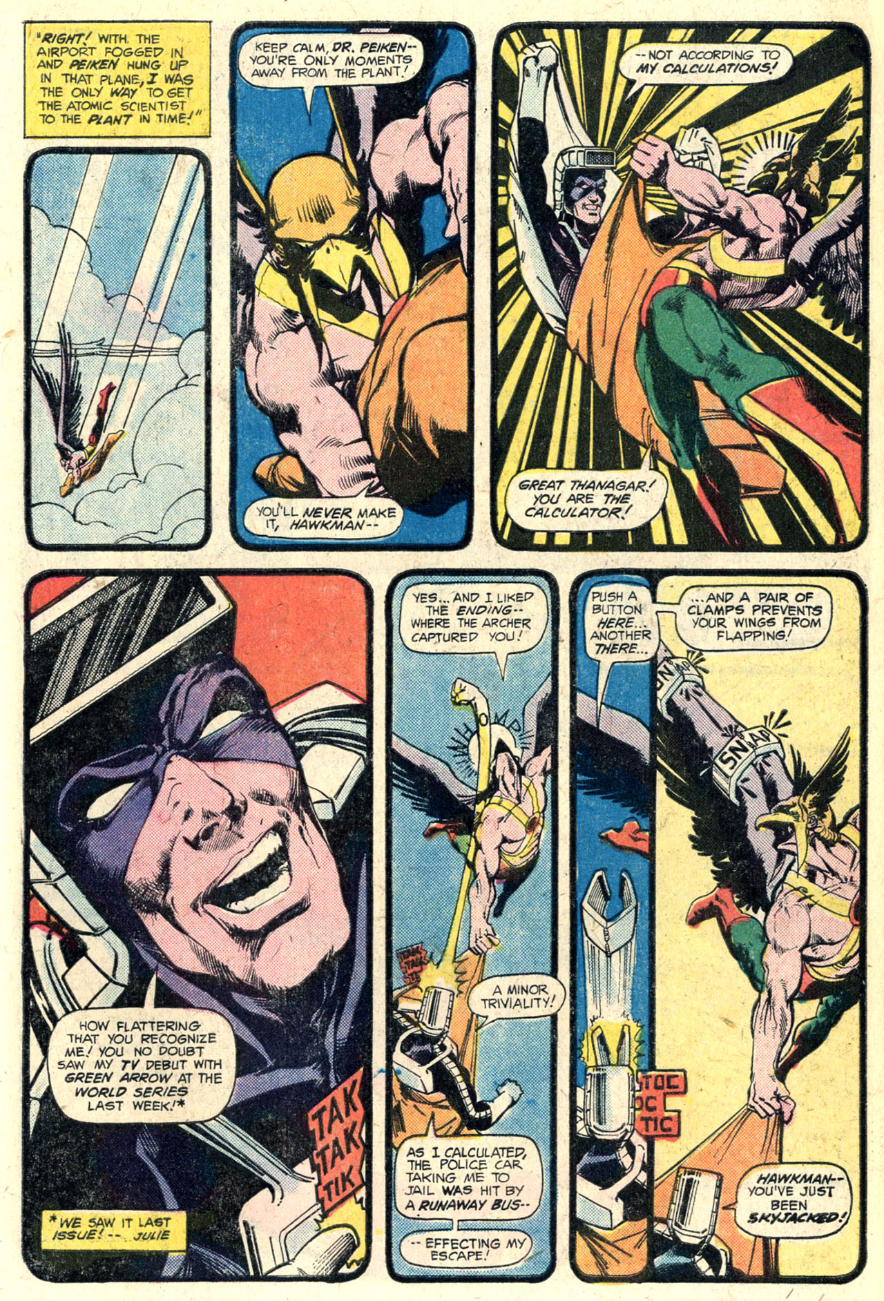 Detective Comics (1937) Issue #467 Page 28