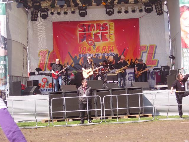 rock bühne