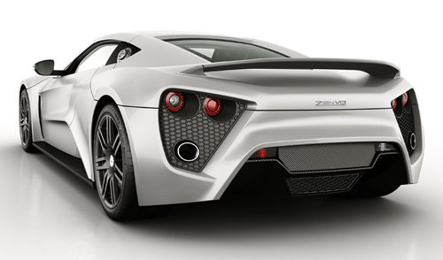 Zenvo ST1 Luxury Car