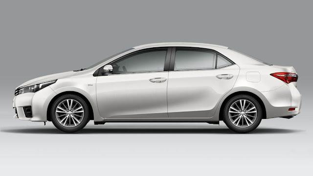 Toyota Corolla 2016 - Uruguai