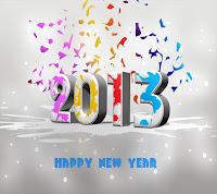 Hình nền năm mới 2013 - Wallpapers happy new year
