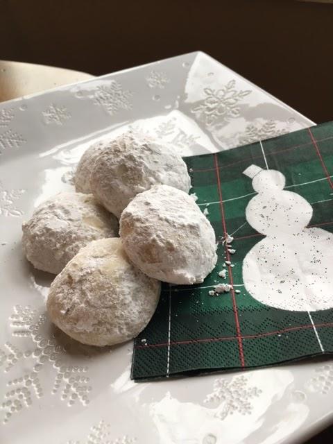 A Little Bit Of Emily Snowball Surprise Cookies