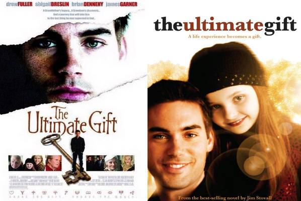 the ultimate gift the 12 gifts The movie the ultimate gift and, if your interest in this story is such that you wonder about the origin of each of the 12 gifts.