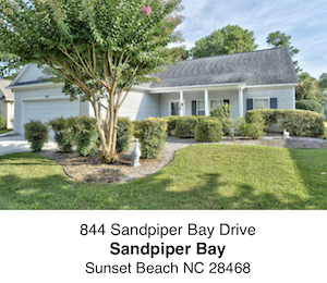 Sandpiper Bay / Sunset Beach