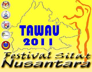 Festival Silat Nusantara di Tawau