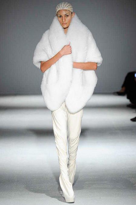 gareth pugh, paris fashion week, fall 2014 rtw
