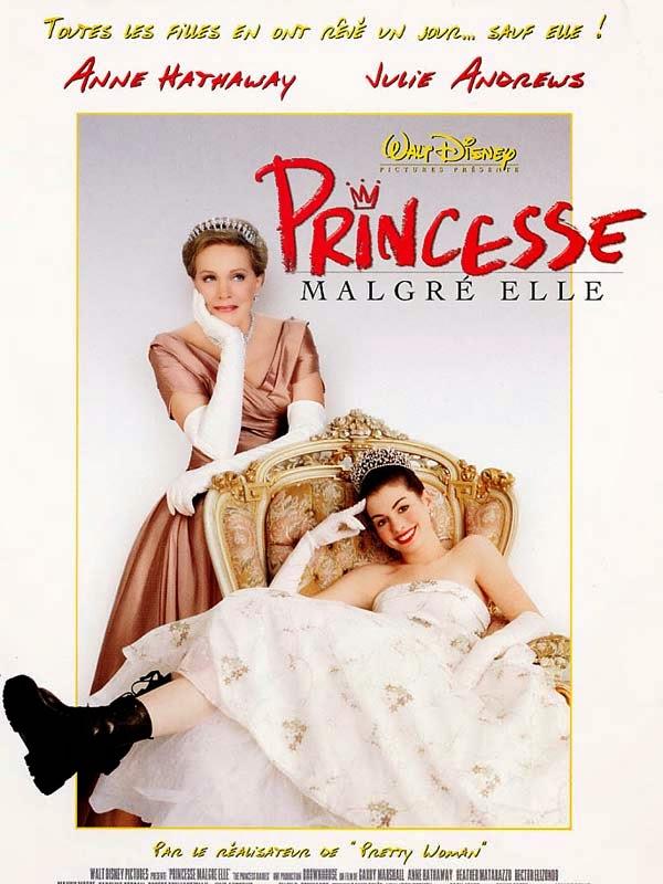 Affiche de Princesse Malgré elle, de studios Disney (2001)