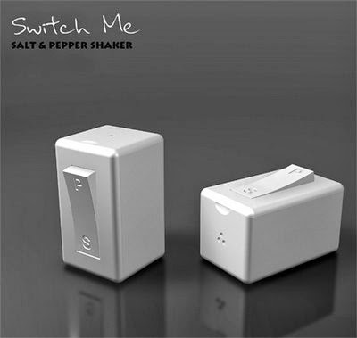 Make Switch Me - Salt and Pepper Shaker