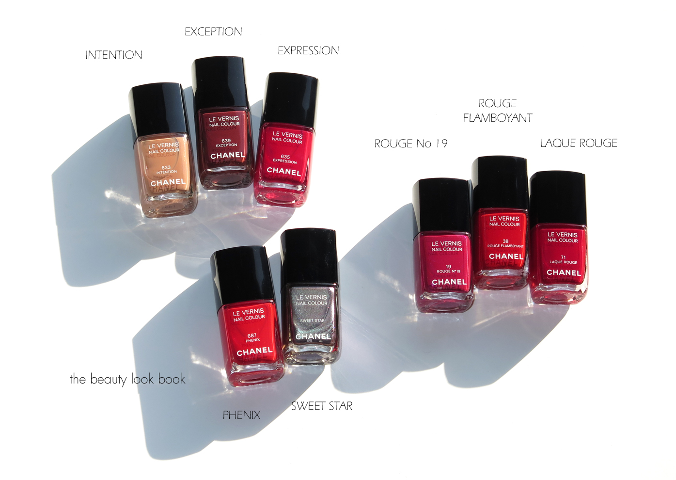 Sneak Peek: New Chanel Le Vernis Shades | The Beauty Look Book