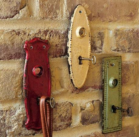 15 unique wall hooks and unusual coat racks part 5 for Cool wall hook ideas