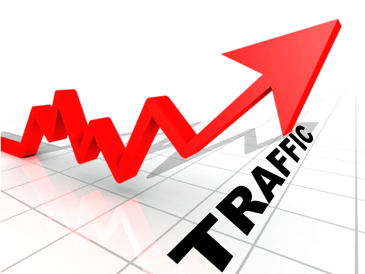 Easy ways to increase Internet Traffic