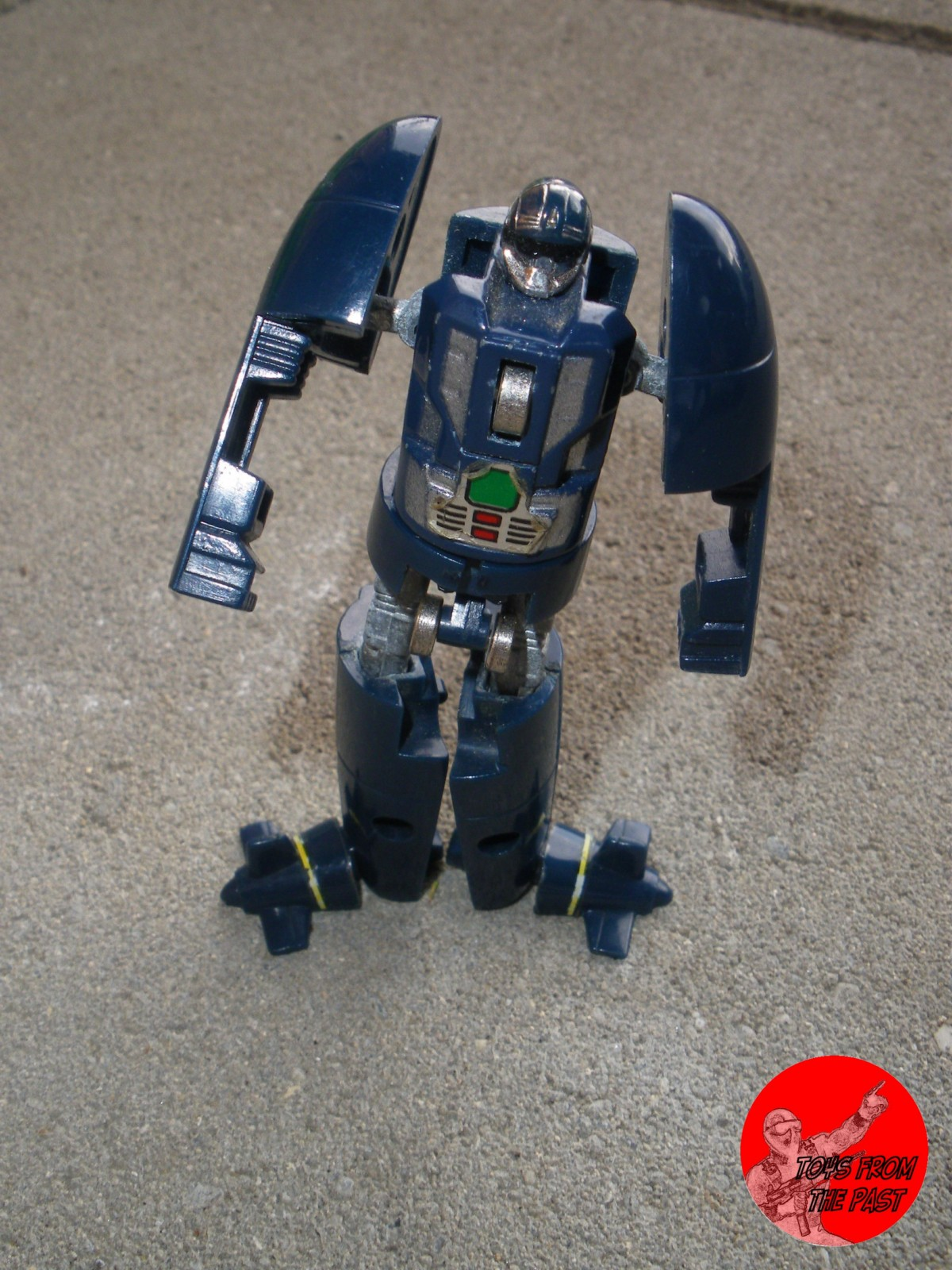 Bad Boy Toys : Toys from the past gobots dive night ranger