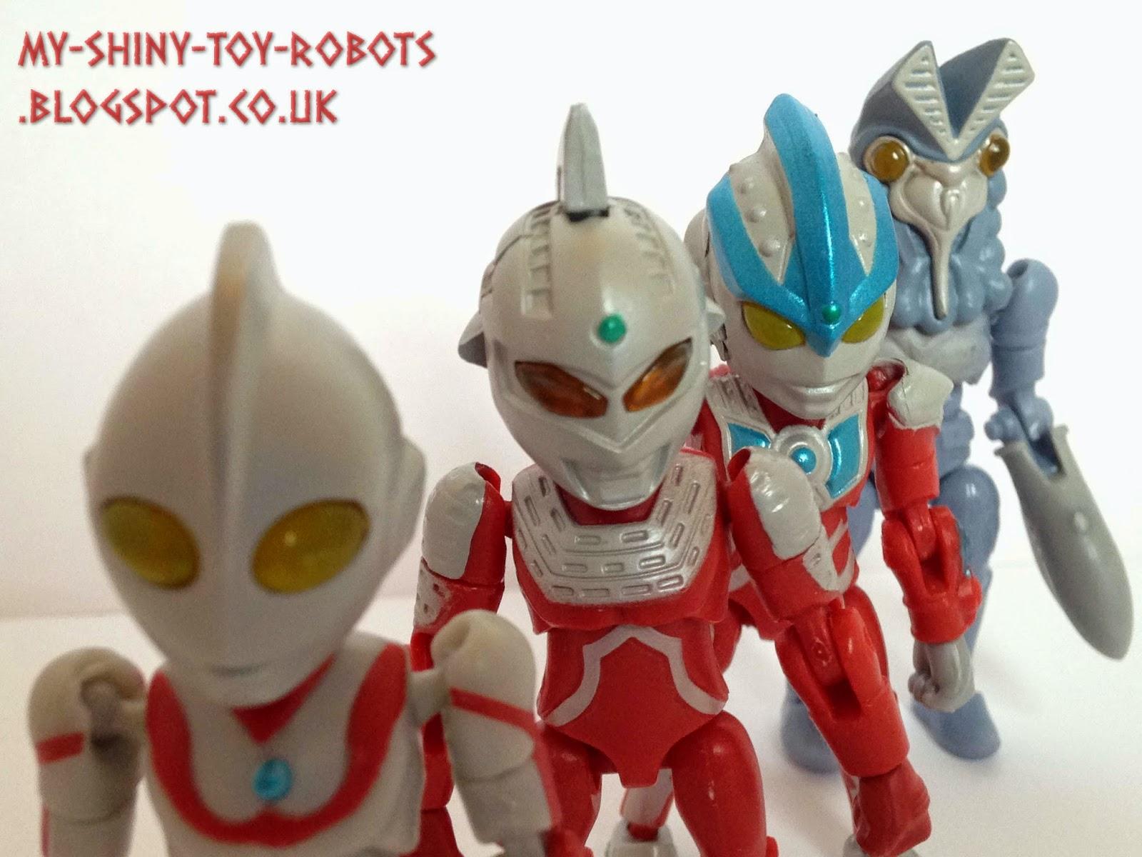 66action Ultraman Wave 1