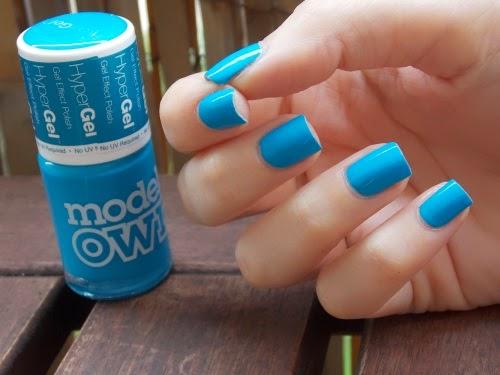 blue glint models own, blue glint hypergel,